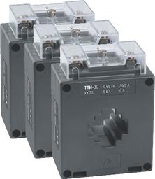Комплект трансформаторов, 3 шт. на200А
