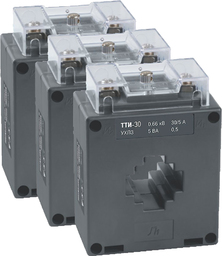 Комплект трансформаторов, 3 шт. на300А