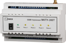 Многоканальный GSM-терморегулятор МКТУ 300Т