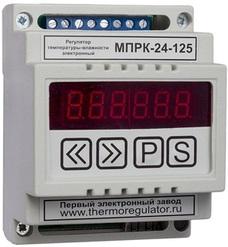 Измеритель-регулятор влажности МПРК-24-125