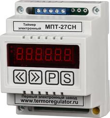 Микропроцессорный таймер МПТ-27СН