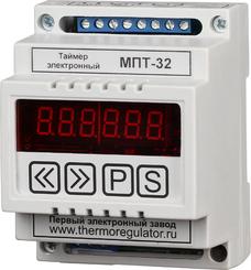 Микропроцессорный таймер МПТ-32