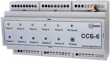 Охранная GSM-сигнализация  ССБ-6