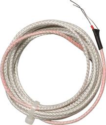 Датчик температуры бескорпусная термопара ТХА (−200…+1100°C) 3 метра